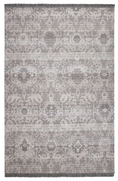 A top shot of 'Elixir - Gunmetal' by Limited Edition. Elixir is made out of woven wool and linen. | www.le.be | Collection 2015 #bespoke #rugs #carpets #madeinbelgium #grey #oriental