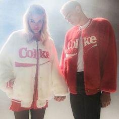 Photoshoot for Joyrich and Coca-cola @ashleylheller @joelmignott Ramos Valencia