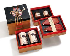 Victor Branding Design Corp | 美可特品牌設計 » 來自臺灣 新鮮海岸鮮物 Beautiful mullet presentation gift PD