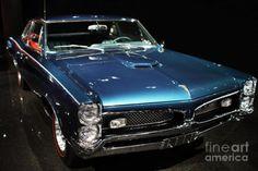 Pontiac Gto 2 Canvas Print / Canvas Art by Wingsdomain Art and Photography - Auto 2019 67 Pontiac Gto, Chevrolet Camaro, Rat Rods, 1967 Gto, Mustang Cars, American Muscle Cars, American Auto, Hot Cars, Maserati