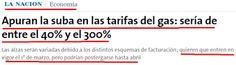 el blog de josé rubén sentís: gas: alzas hasta del 300 por ciento