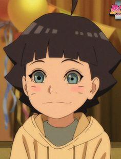 Hello, I'm Himawari Uzumaki! My mother and Father are Naruto and Hinata Uzumaki! I also have a brother his name is Boruto! (Someone can be Boruto. Anime Naruto, Naruto Shippuden Sasuke, Hinata Hyuga, Himawari Boruto, Naruto Und Hinata, Sarada Uchiha, Naruto Cute, Naruto Girls, Naruhina