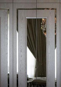 ideas for bedroom wardrobe diy built ins Wardrobe Door Designs, Wardrobe Design Bedroom, Diy Wardrobe, Wardrobe Doors, Closet Designs, Diy Bedroom, Classic Interior, Luxury Interior, Modern Interior