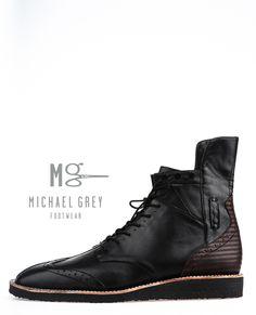 35 days left! http://www.indiegogo.com/michaelgreyfootwear-funding/x/571529