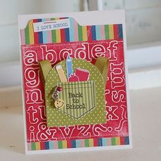 Card by Betsy Veldman for Papertrey Ink (March 2012)