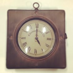Vintage Clock from Next