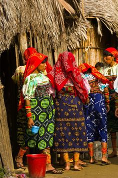 Caribbean Culture has it's unique beauty. It is all very colorful and lively.