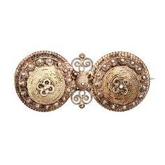 BROSJE  Sølv. Filigransarbeid. Ca. 1900. Earrings, Jewelry, Ear Rings, Stud Earrings, Jewlery, Jewerly, Ear Piercings, Schmuck, Jewels