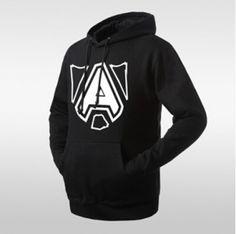 Dota 2 hoodie team ALLIANCE sweatshirt for youth
