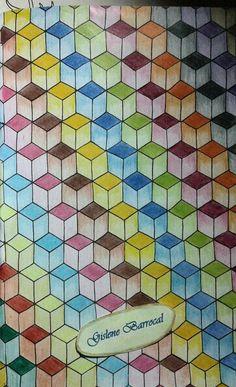Cubos ou Losangos (Mindfulness - pag. 69) (Emma Farrarons)