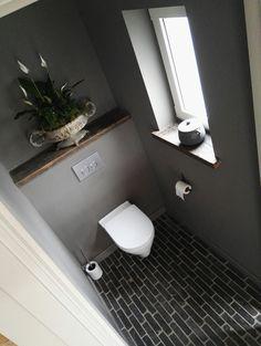 www.judith-en-co. landelijk wonen toilet - Lilly is Love Downstairs Cloakroom, Decoration, Living Room Designs, Sweet Home, Flooring, Inspiration, Interior Design, House, Home Decor