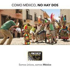 Las danzas tradicionales son únicas por ser tan coloridas, tienen una rica ornamentación y representan cada región de México.