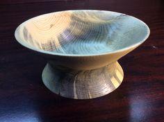 Colorado Beetle Kill Pine Bowl hour glass shape by DavidMcMullin