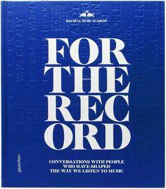 For The Record [Gestalten Verlag]