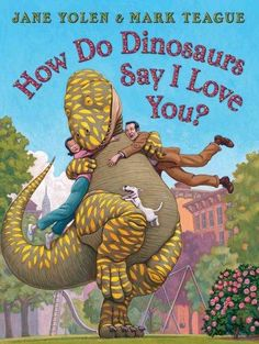 With more than 7 million copies sold, everybody's favorite bestselling dinosaurs…