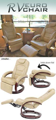 thomas payne rv euro recliner chair w footrest 20 seat width