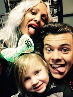 Harry, Lux and Lou