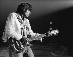 Keith Richards NYC 1975  © BOB GRUEN