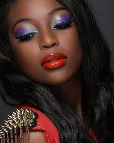 Make up: Lauriane Goullier