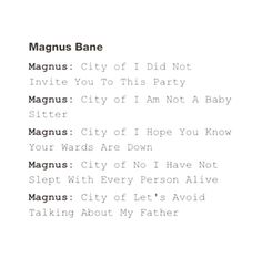 The Mortal Instruments: A Magnus Bane Story