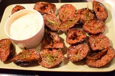 figs with mascarpone and rosemary