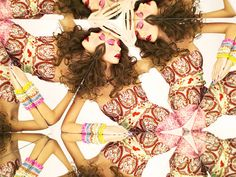 Image result for kaleidoscope people