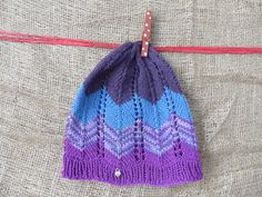 Items similar to Woman's knit summer hat blue plum multicolored natural fibers cotton crochet on Etsy Summer Hats, Sun Hats, Plum, Knitted Hats, Beanie, Knitting, Trending Outfits, Unique Jewelry, Handmade Gifts