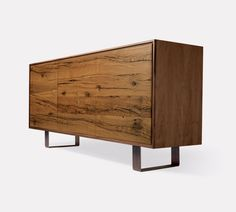 Dale Italia   A-141                                  Sideboard in Walnut and old oak - Natural Finish