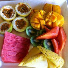 Breakfast in Mauritius