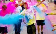 Color Me Rad 5K -Race entry GIVEAWAY runs thru May 8, 2012 .. locations across the country.. click to enter #colormerad