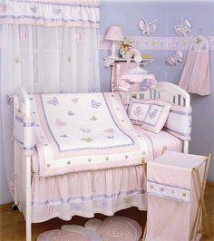 baby girl nursery ideas | Unique Baby Girl Bedroom-Girl-Nursery