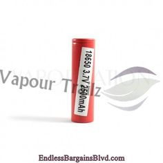 Vapour Trailz-Vaporizer Outlet - LG 18650 Battery, $14.49 (http://www.endlessbargainsblvd.com/lg-18650-battery/)This is a rechargeable LG 18650 battery (2500mAh) that is compatible with most Mods and other various vaporizers.