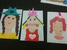 Second grade fun!