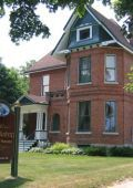 Billy Bishop Museum, Owen Sound Museums, Ontario, Canada, Cabin, Homes, Mansions, History, House Styles, City