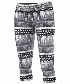 adidas Performance - Damen Fitnesstight Workout Pant Alloverprinted 3/4-Tight #adidas #fitnesstights #workout