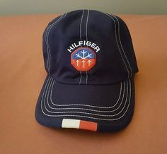 3eeed6e531575 Tommy Hilfiger Strapback Solid 100% Cotton Hats for Men