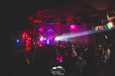 High beams, for high voltage dreams…it's yet another electrifying night, at Aigli…