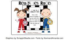 Ready! Set! Race to Practice!
