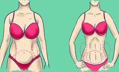 4 týždenná výzva pre vyrysované bruško bez brušákov a veľkej námahy | Báječné Ženy
