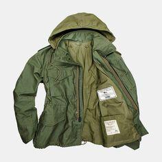 17 Best M-1965 Field Jacket images  0879f661bb