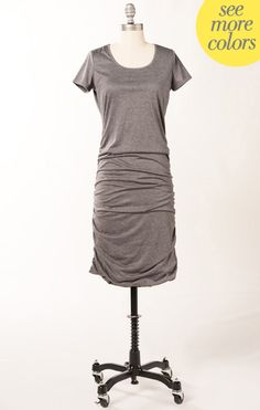 I'm pinning for a chance to win the DownEast Basics Fall Back to Basics Sweepstakes ; On Trend Dress