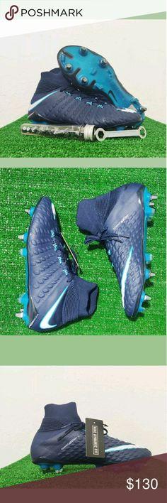 reputable site 54fcf b3bbf Nike Hypervenom Phantom III 3 ACC DF Soccer Cleats