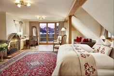 Clark Gable Suite - Hotel Schloss Mittersill