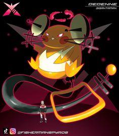 Pokemon Fusion Art, Pokemon Fake, Pokemon Fan Art, New Pokemon, Cool Pokemon Wallpapers, Cute Cartoon Wallpapers, Pokemon Images, Pokemon Pictures, Pokemon Alola Region
