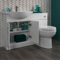 Sienna Energy Combination Unit Large now only £276.99 from Victoria Plumb- love the tiles.
