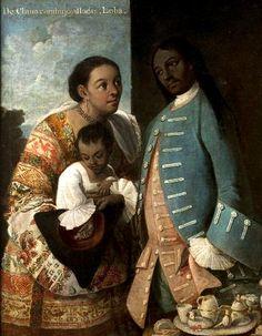 PINTORES LATINOAMERICANOS-JUAN CARLOS BOVERI: Pintores Mexicanos: MIGUEL CABRERA