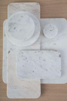 Marble Bowl Skål m. lock | Louise Roe | Länna Möbler | Handla online