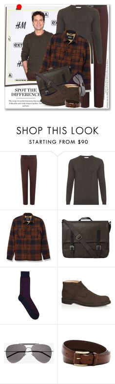 """""""Man of Style: Joshua Jackson"""" by coraline-marie ❤ liked on Polyvore featuring Polaroid, The Kooples, Raey, L.L.Bean, Ally Capellino, Tod's, Yves Saint Laurent, Ben Sherman, men's fashion and menswear"""