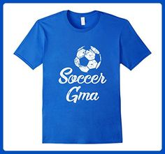Mens Soccer Gma Shirt, Cute Funny Player Fan Gift 3XL Royal Blue - Sports shirts (*Amazon Partner-Link)