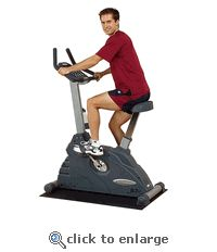 Endurance Self Generating Upright Exercise Bike - World of Cycling - The Internet Bicycle Store Upright Exercise Bike, Upright Bike, Recumbent Bike Workout, Knee Pain Relief, Knee Exercises, Touring Bike, Low Impact Workout, Gym Membership, Cycling Gear